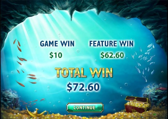 the temple bonus feature pays out a total of $72.60 for a modest jackpot