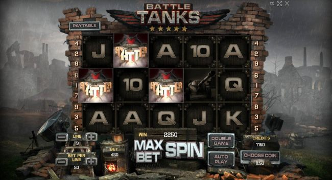Landing 3 or more scatter symbols on the reels activates the free spins feature