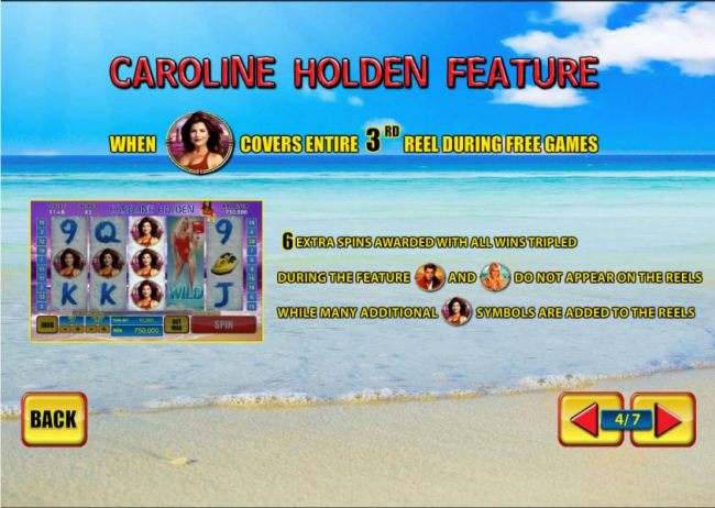Caroline Holden feature