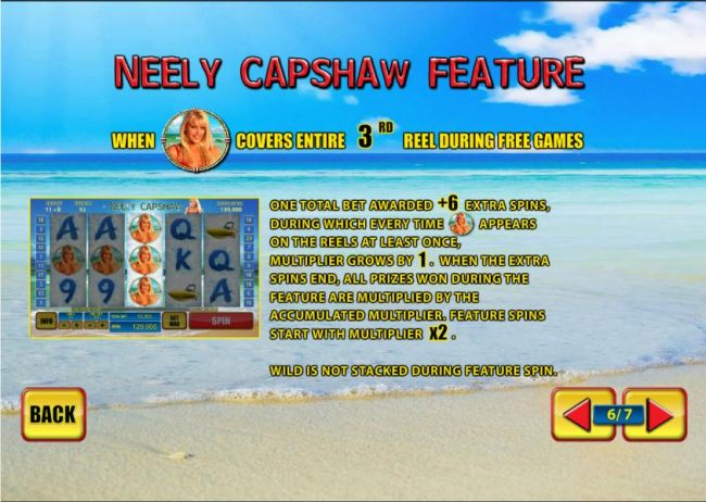 Neely Capshaw feature