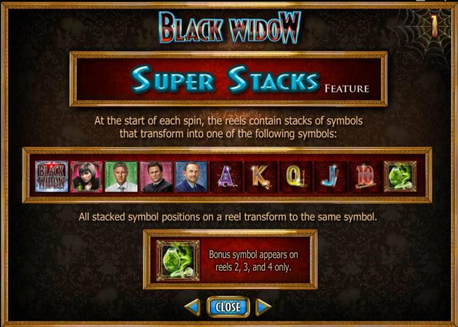 Super Stacks Feature Rules