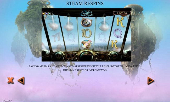 Steam Respins Rules