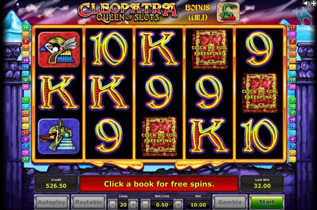 Free Spins can be re-triggered
