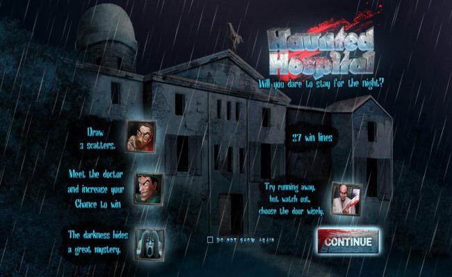Game features include: 27 Win Lines, Scatters, Wilds and Mystery symbols.