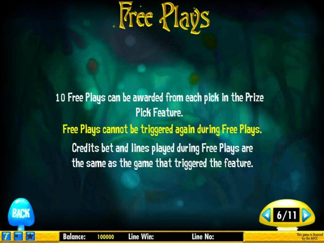 Free Play Rules