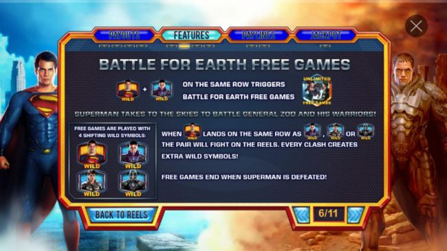 Battle for Earth Free Games Rules