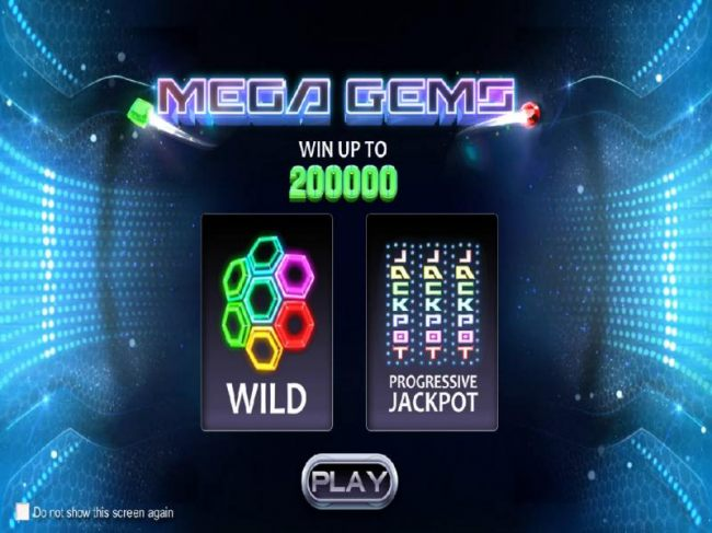 You can win up to 200000 coins. Game features expanding wilds and a progressive jackpot