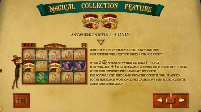 Magical Collection Feature Rules