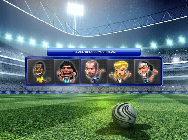 Select a player