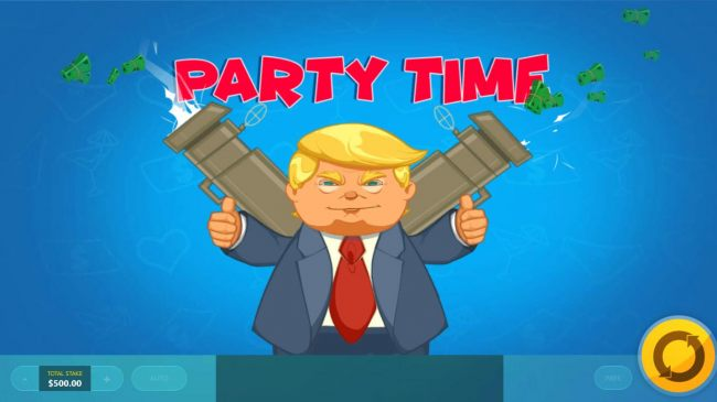 Party Time Feature Triggered