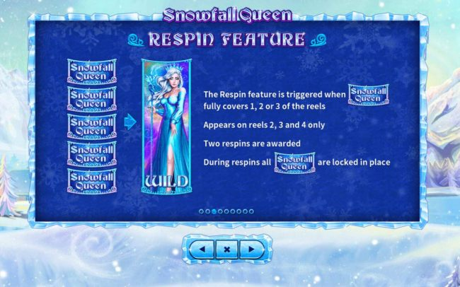 Respin Feature Rules