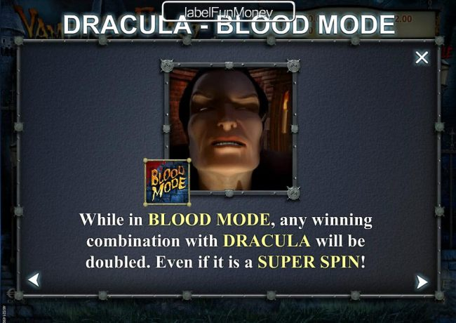 Blood Mode Rules Continued