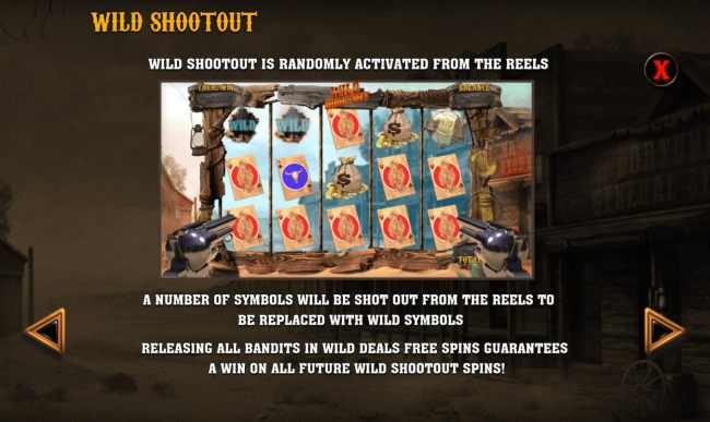Wild Shootout Rules