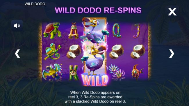 Wild Dodo Re-Spins Rules