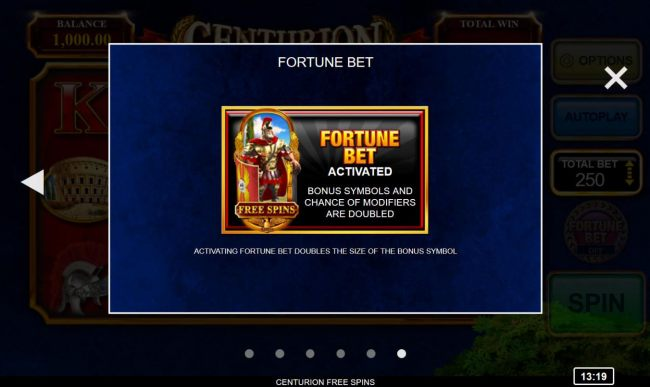 Fortune Bet Rules