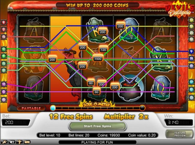 jackpots are multiplied during free game bonus