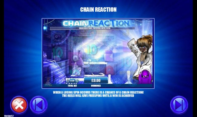 Chain Reaction Rules