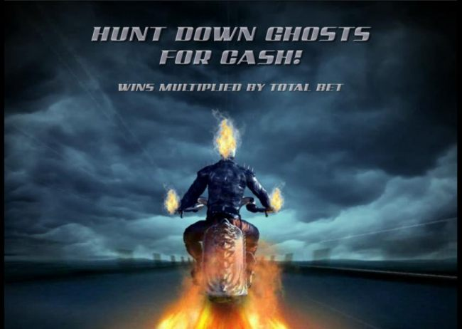 hunt down ghosts for cash