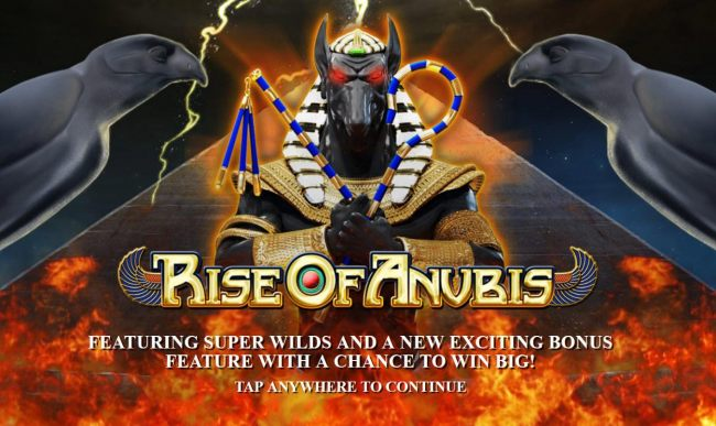 Features Super Wilds and aNew Exciting Bonus Feature